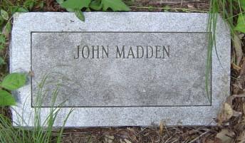John Henry Madden