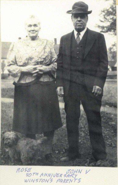 John Vincent and Roseanne Macdonald