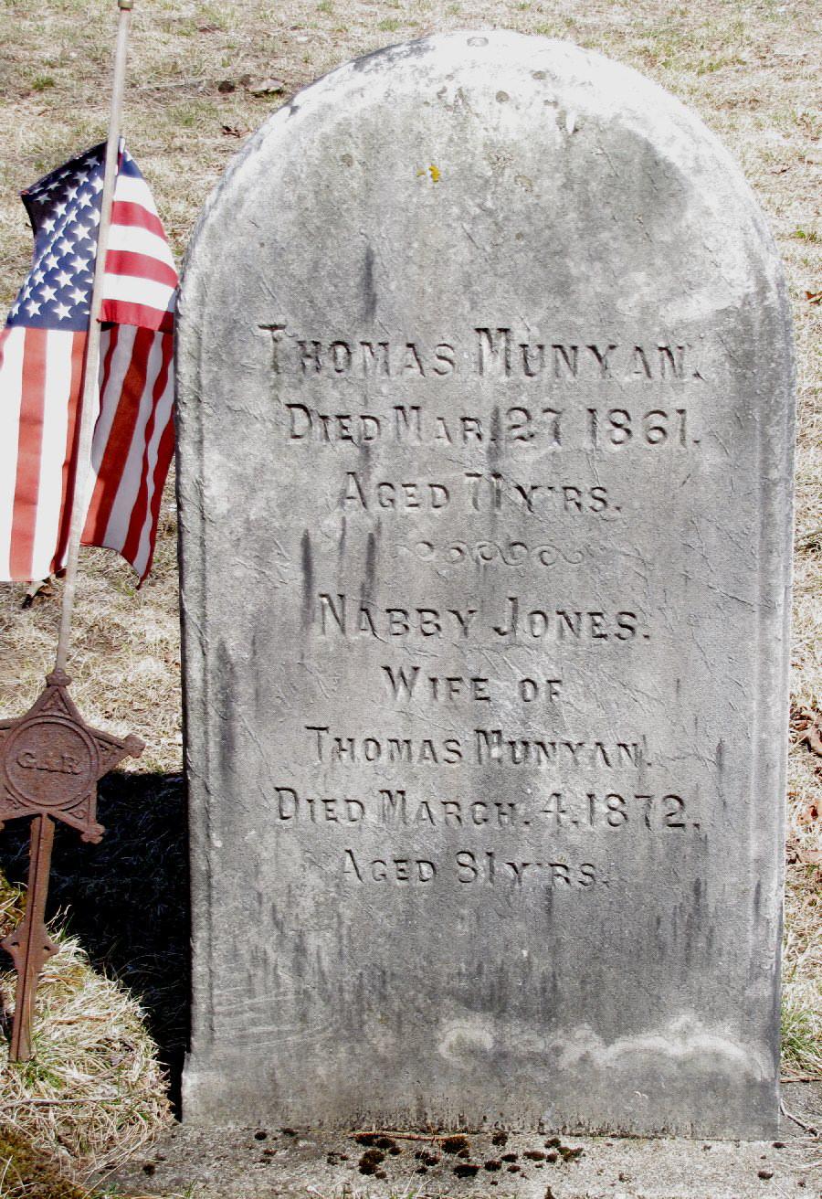 Thomas H Munyan
