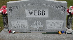 Lyas Virgil Webb