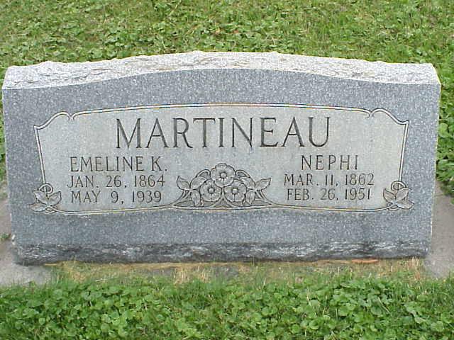 Nephi Martineau