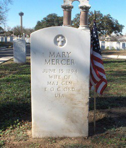Mary Mercer Thompson
