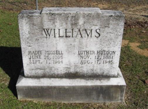 Elizah Hudson Williams