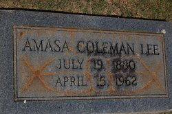 Amasa Coleman Lee