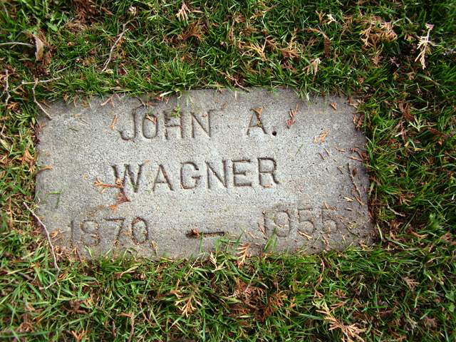 John Adam Wagner