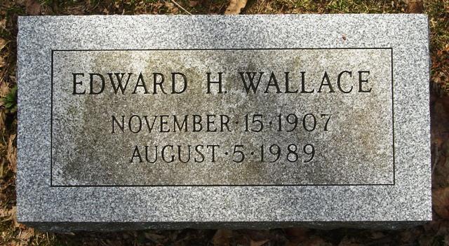 Edward Hathaway Wallace
