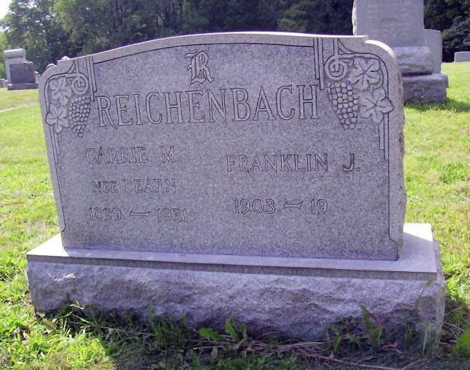 Mabel Susan Reichenbach