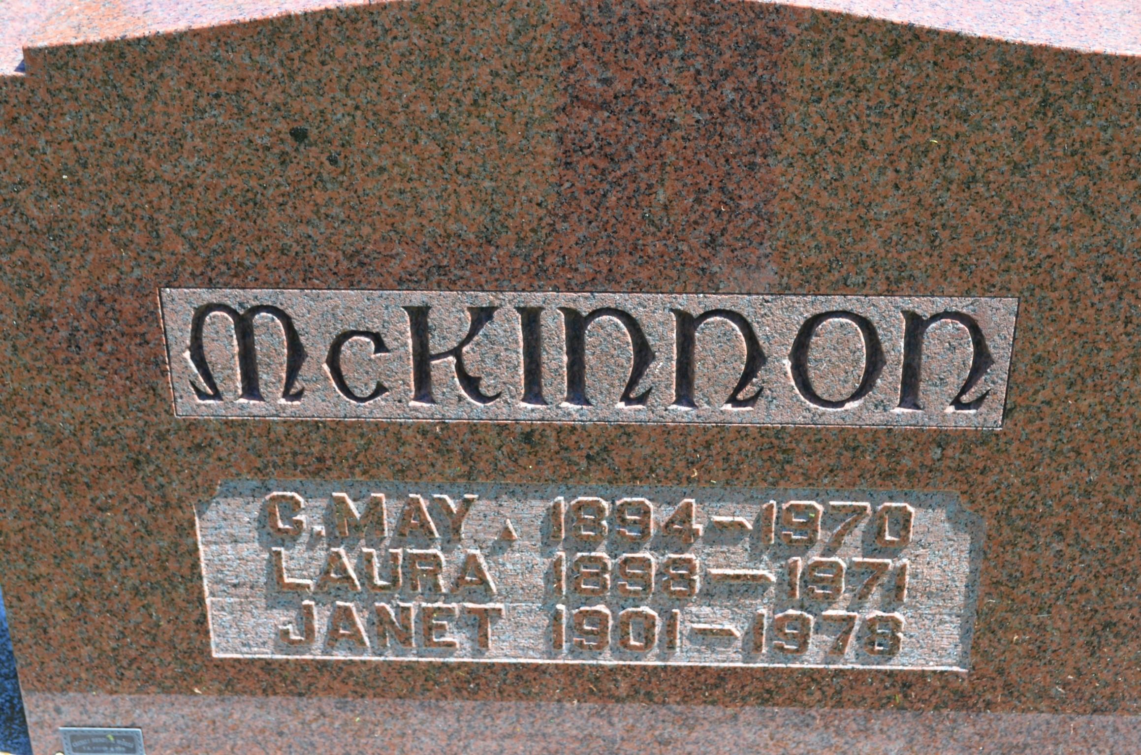 Janet McKinnon