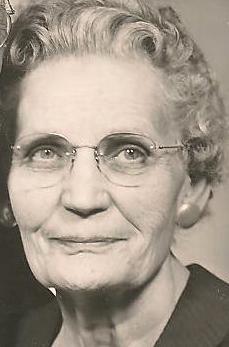 Edith Marie Rader