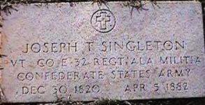 Joseph Modica Singleton