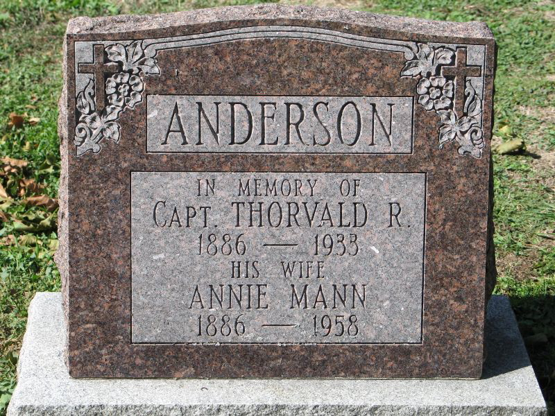 Thorvald Anderson