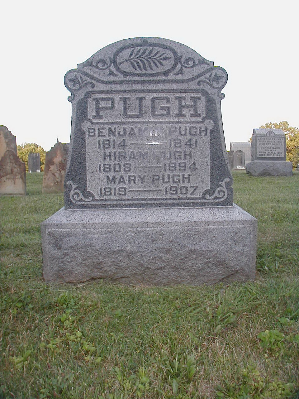 Hiram Pugh