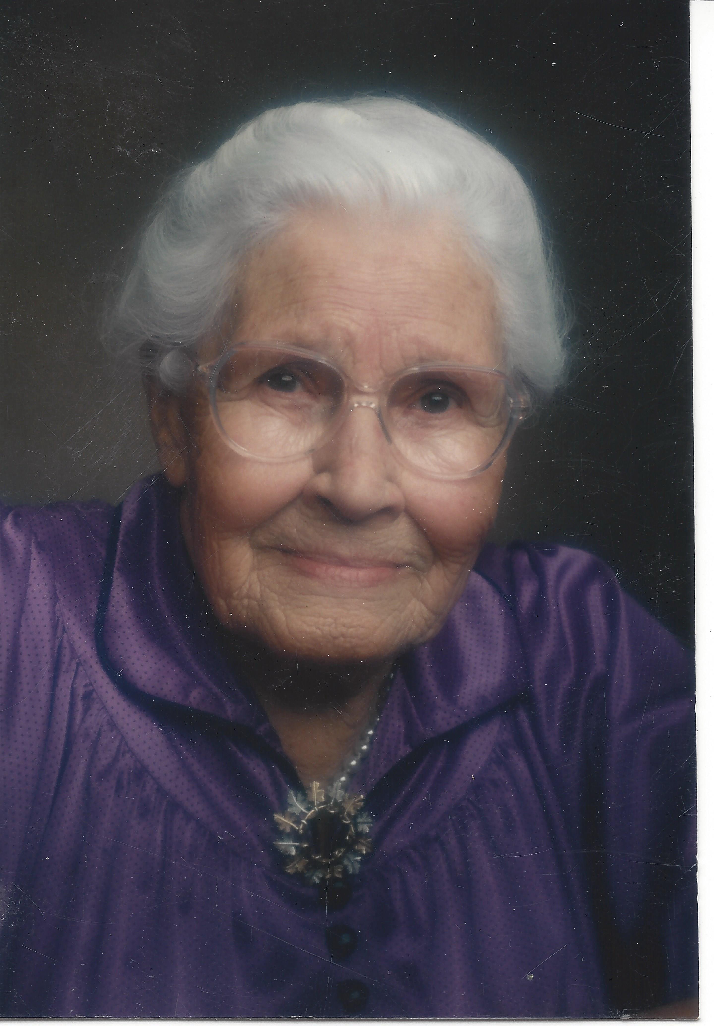Nellie Briscoe