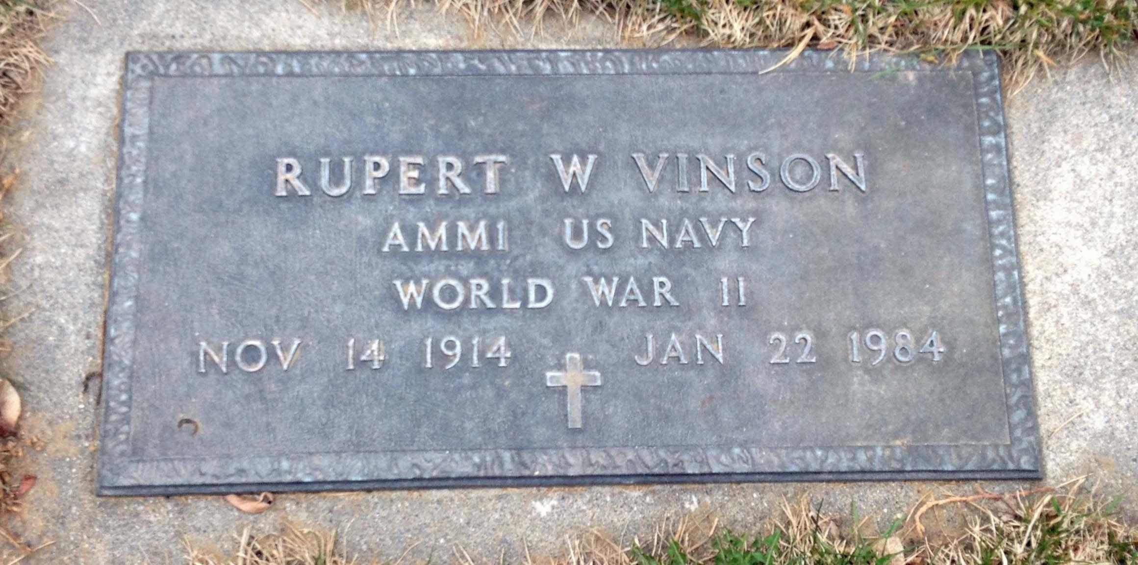 William J Vinson