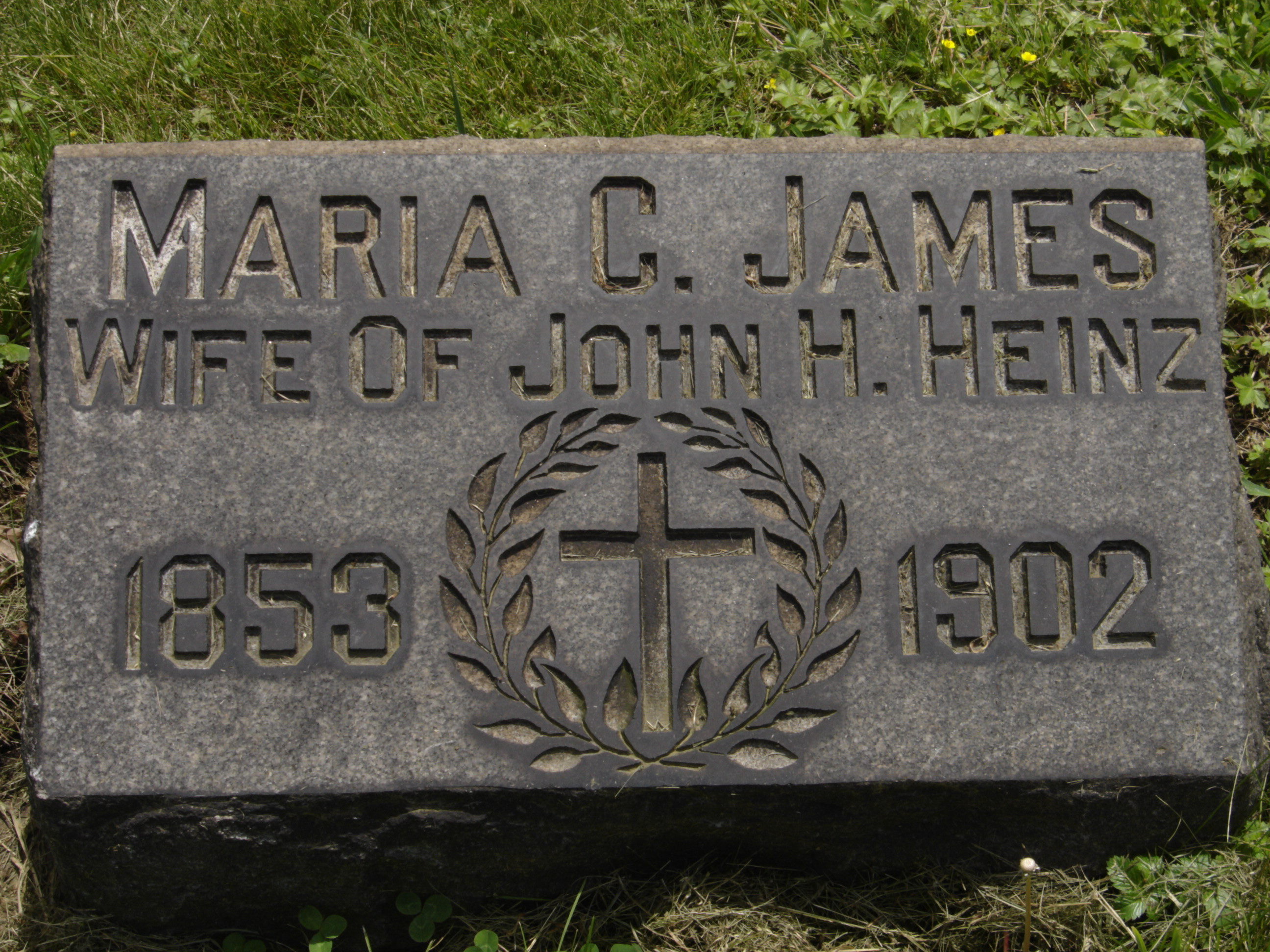 Maria Chesman James