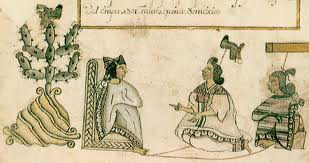 Princess Tecuichpotzin Moctezuma