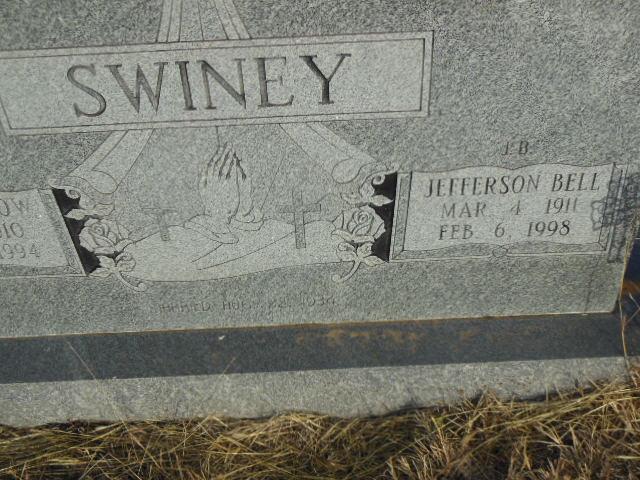 T J Swiney