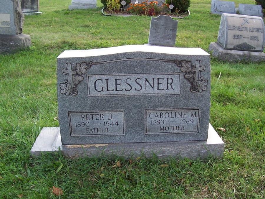 John R Glessner
