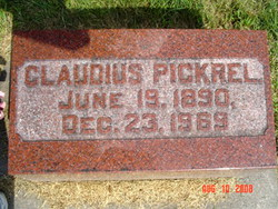 Claudious Pickrel