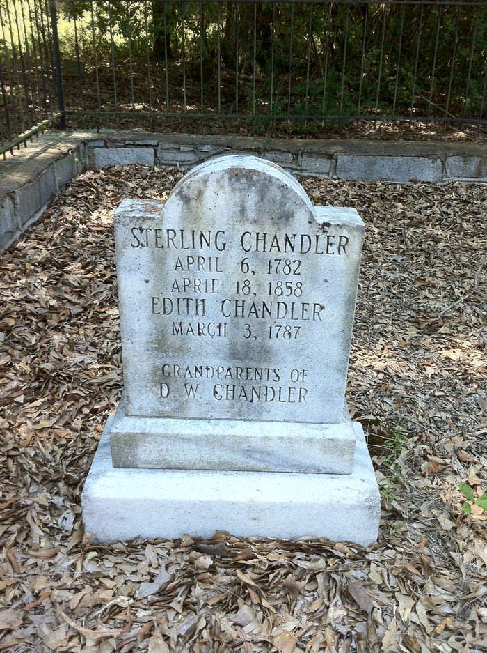 Sterling Chandler