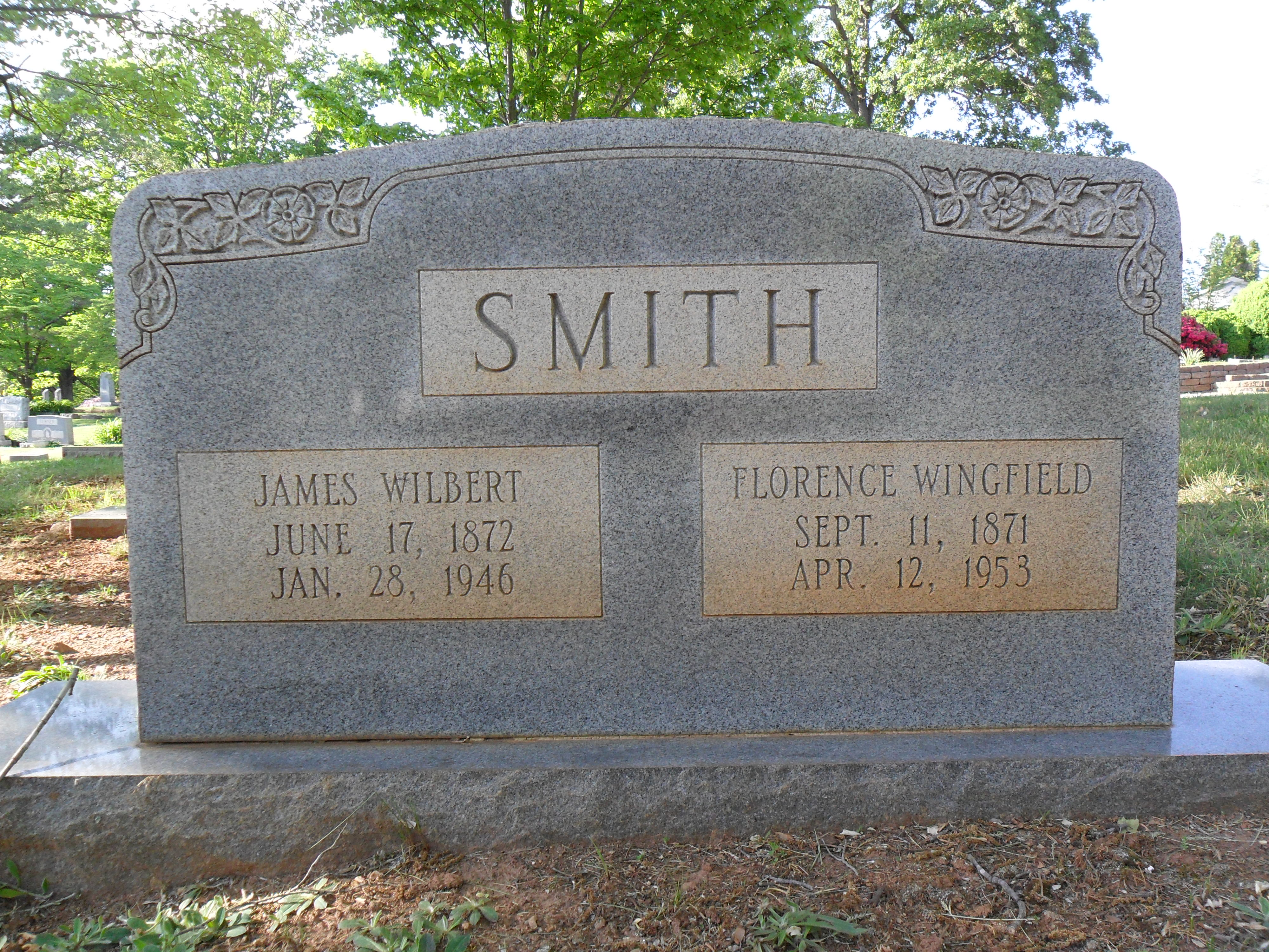 Wilbert H Smith