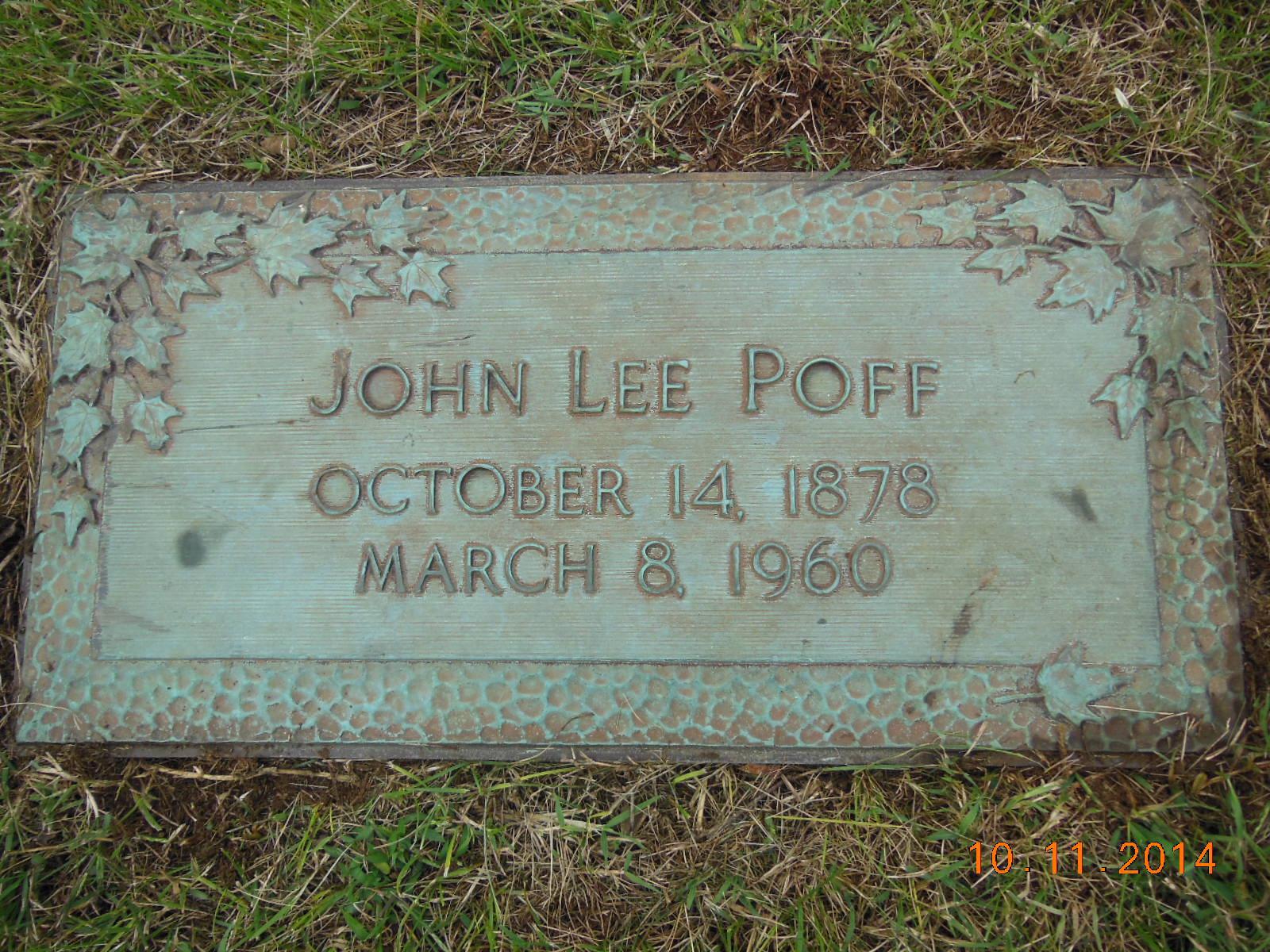 John Albert Poff