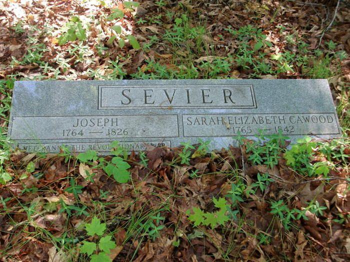 Joseph Sevier