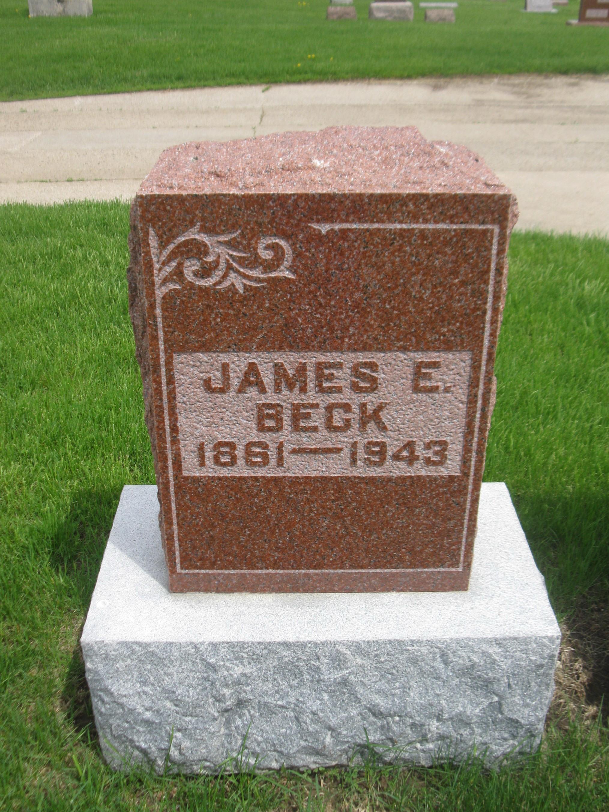 James William Beck