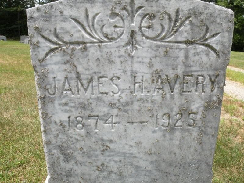 James H Avery