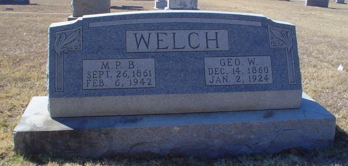 George Washington Welch