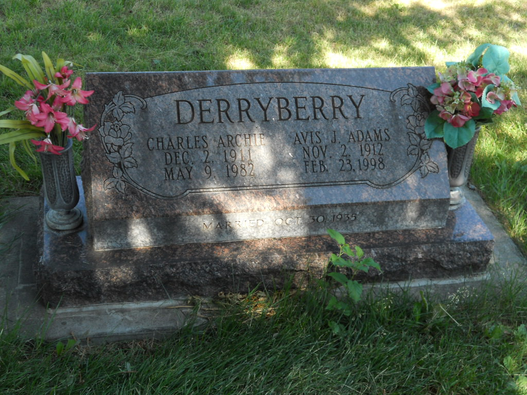 Charles Edward Derryberry