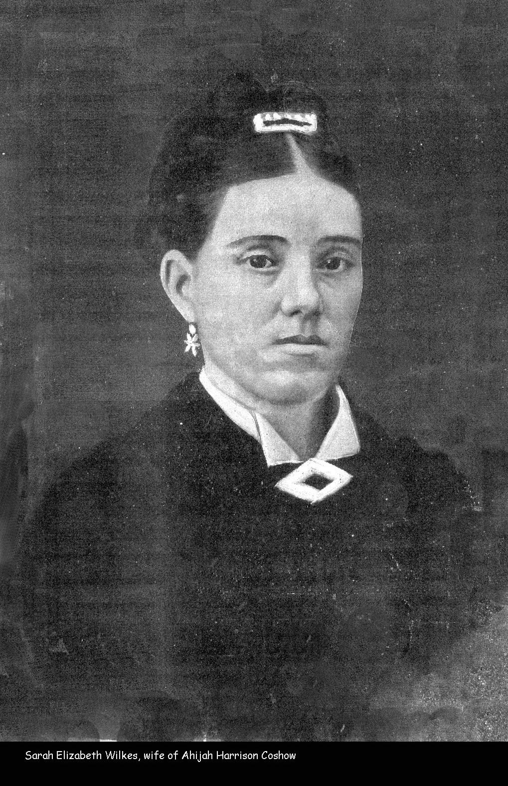 Sarah Elizabeth Wilkes