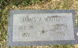 James Matthew Whitley
