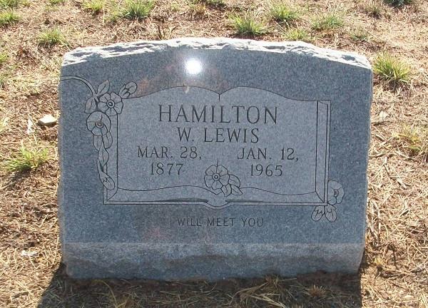 Wiley Winton Hamilton
