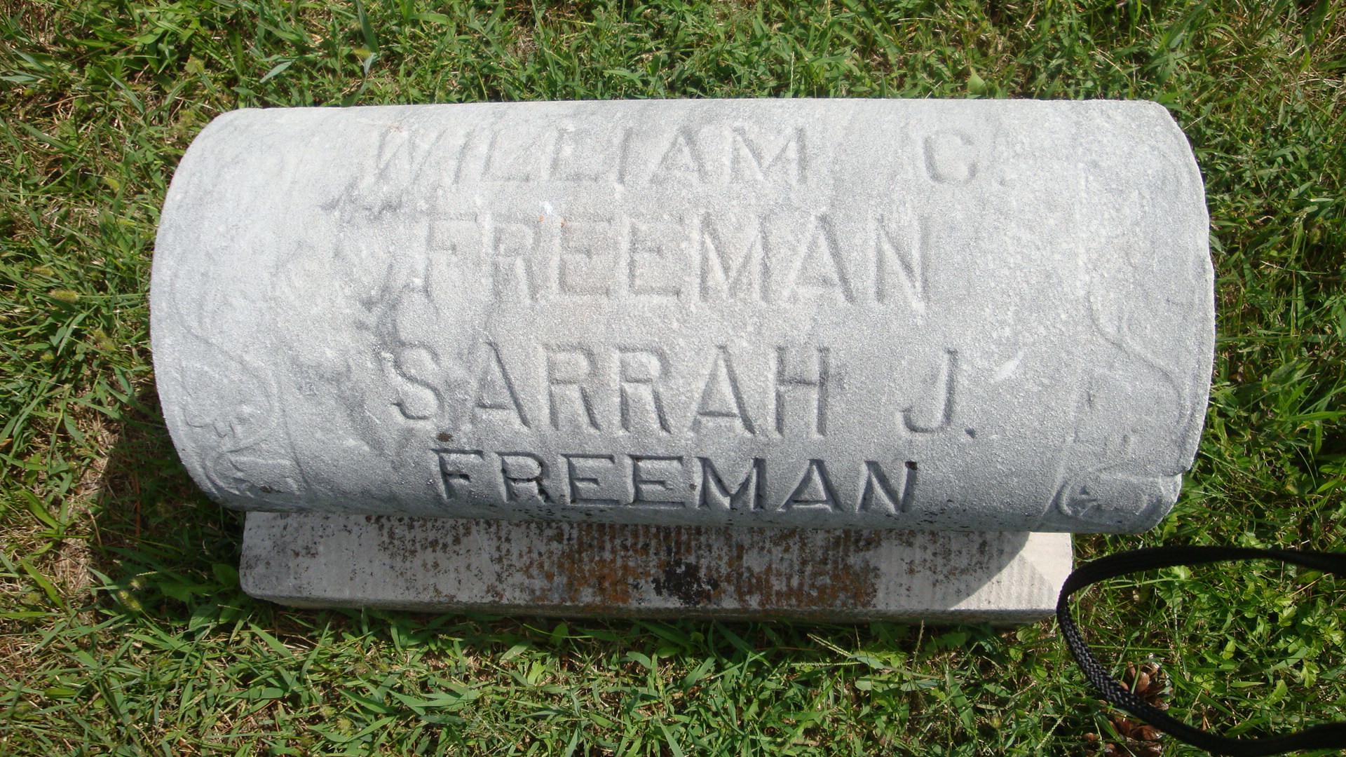 Comfort Freeman