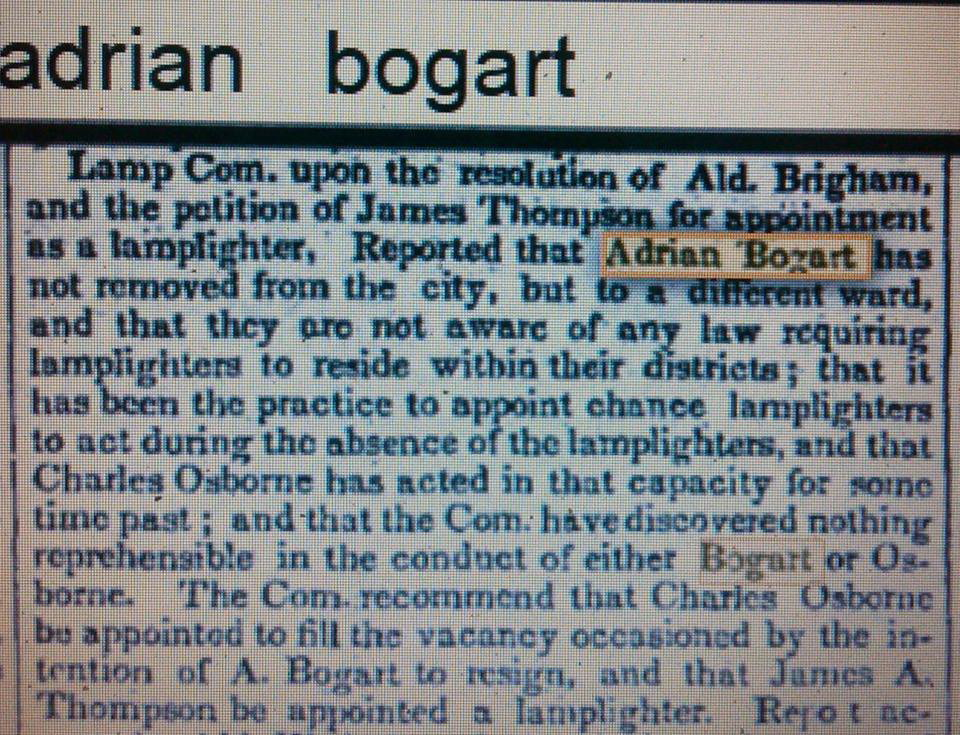 Adrian Pieter Bogart