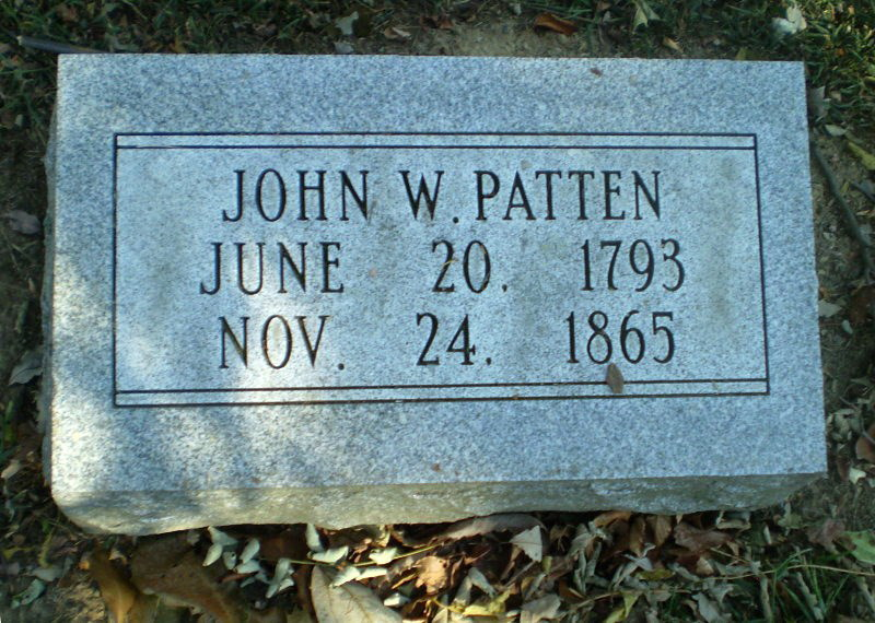 John Warren Patten