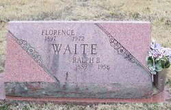 Ralph H Waite
