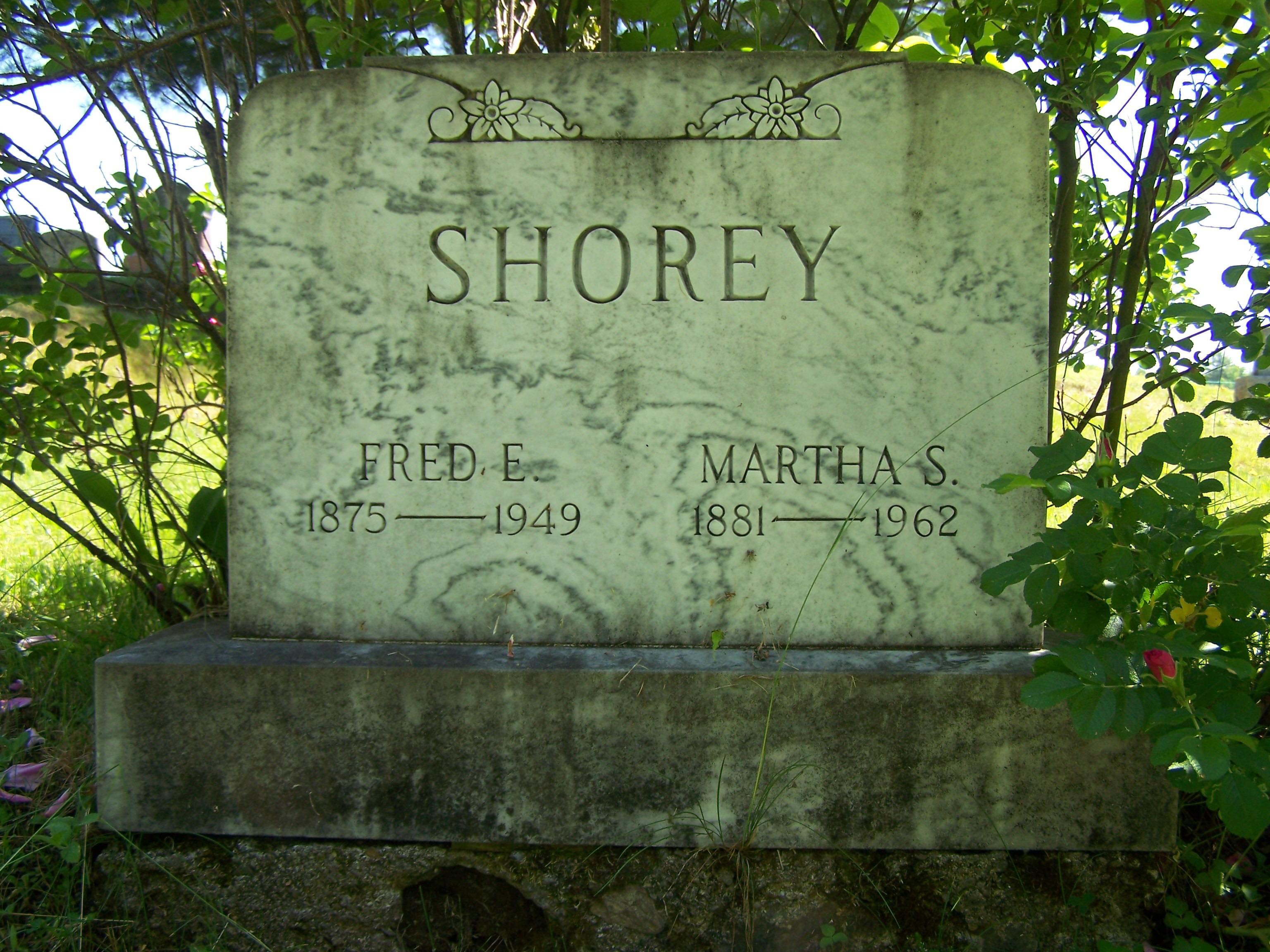 Martha Florence Moore