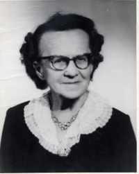 Mary Christena Hansen