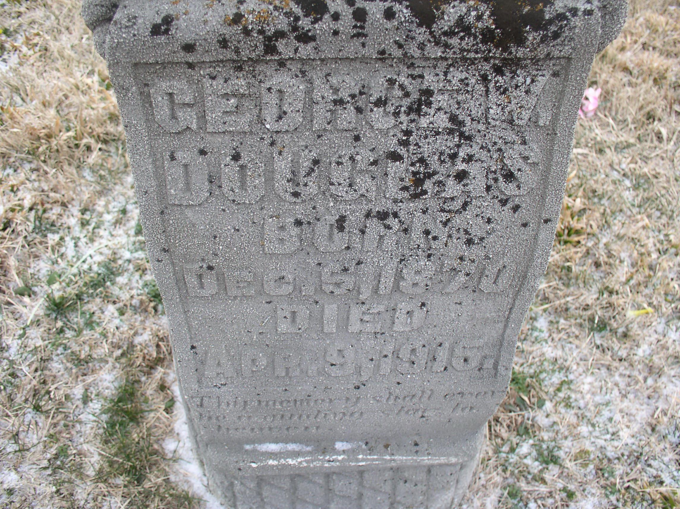 George David Douglas