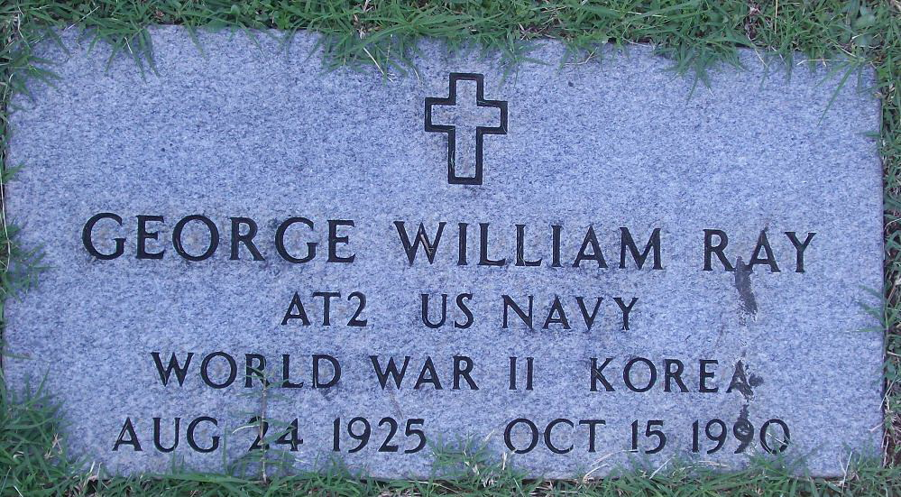 William George Ray