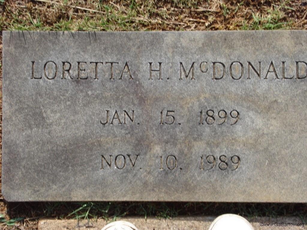 Bersha Loretta Hill