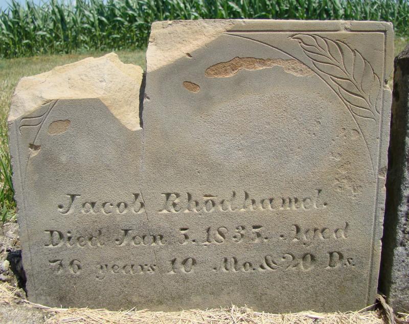 John W Rhodehamel