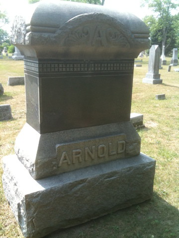 James J Arnold
