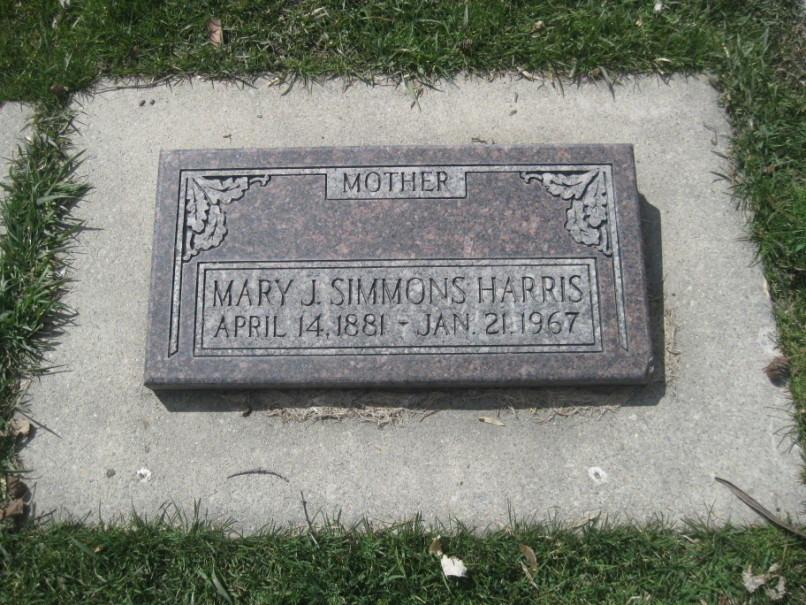 Mary Jane Simmons