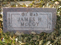 James H Mccoy