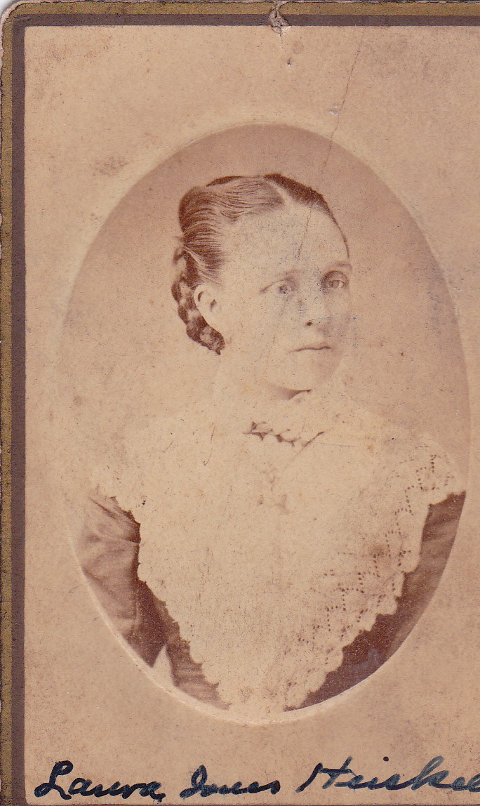 Laura Elizabeth Jones