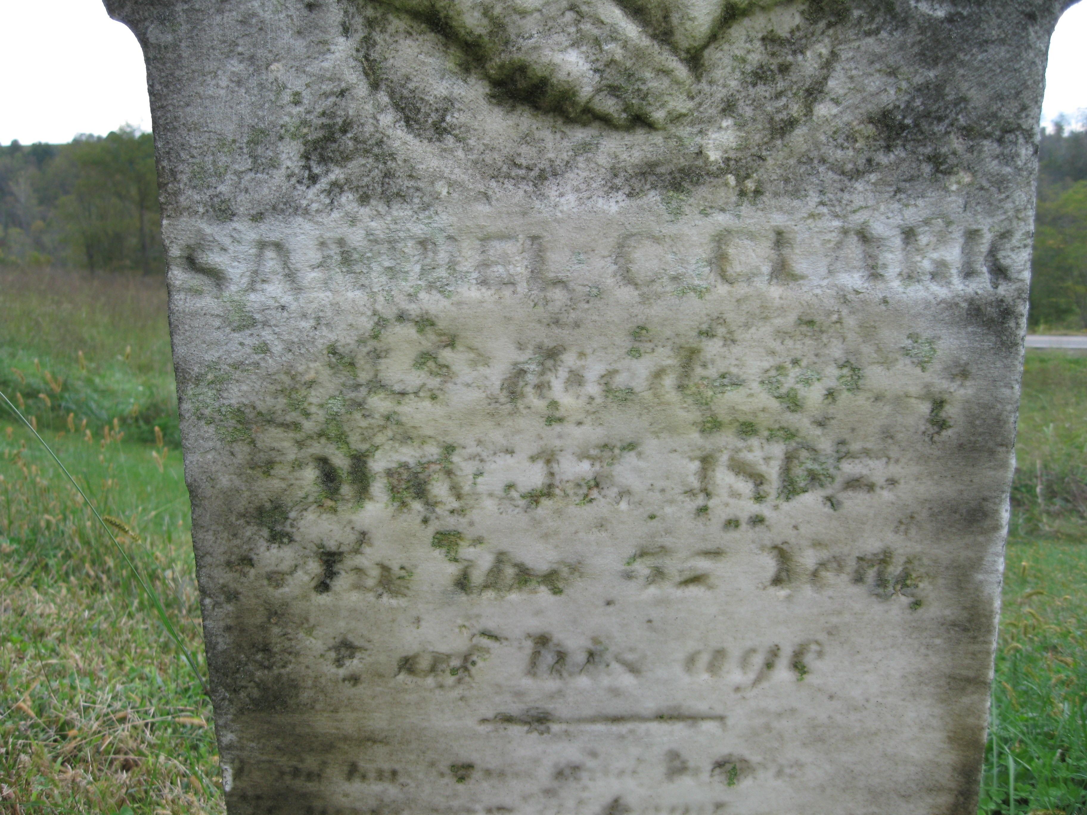 Samuel Thornton Washington