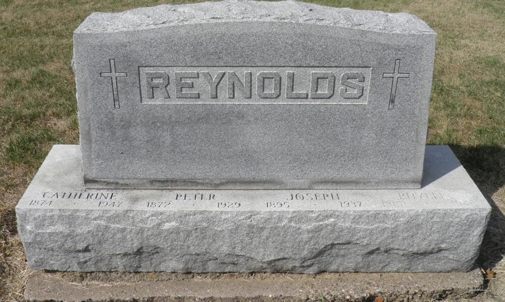 Phyllis Mae Reynolds